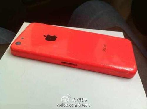 iPhone 5C thêm bản màu đỏ, giá 490 USD - 4