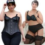 Thời trang - Ngắm mẫu béo có gu ăn mặc quá hấp dẫn