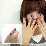 Thời trang - Khám phá 4 kiểu đeo nhẫn mới lạ