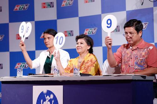 Gia đình tài tử sôi nổi bước vào vòng thi quý, Ca nhạc - MTV,