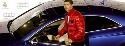 Bộ sưu tập xe 'khủng' của Ronaldo - 1