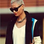 Thời trang - Mặc tomboy ấn tượng như nàng tóc ngắn