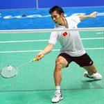 Thể thao - Tiến Minh dừng bước trước Lin Dan