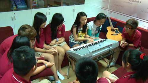 The Voice Kids lấy nước mắt khán giả, Ca nhạc - MTV, The Voice Kids, the voice kids 2013, giong hat Viet nhi, thi sinh nhi, hau truong, tam su, tap dac biet, Vu Song Vu, Phuong My Chi, Ton Chi Long, HLV, tin tuc