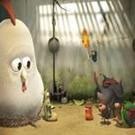 Video Clip Cười - Phim hoạt hình Larva: Gà con ( phần 1 )