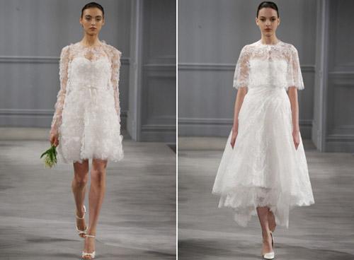 Váy cưới thơ mộng cho mùa xuân 2014 - 11