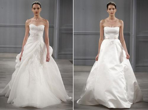 Váy cưới thơ mộng cho mùa xuân 2014 - 13