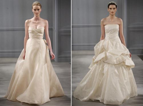 Váy cưới thơ mộng cho mùa xuân 2014 - 14