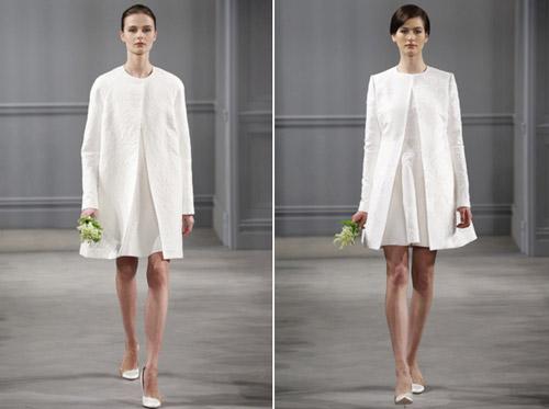 Váy cưới thơ mộng cho mùa xuân 2014 - 8
