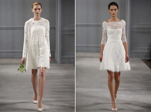 Váy cưới thơ mộng cho mùa xuân 2014 - 9