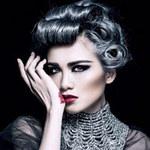 Thời trang - Diễm Hương biến hóa với vẻ đẹp ma mị