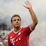 Bóng đá - Goetze ra mắt Bayern ấn tượng