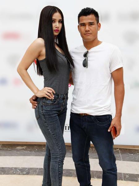 Phan Thanh Bình đưa vợ đi thi siêu mẫu - 4