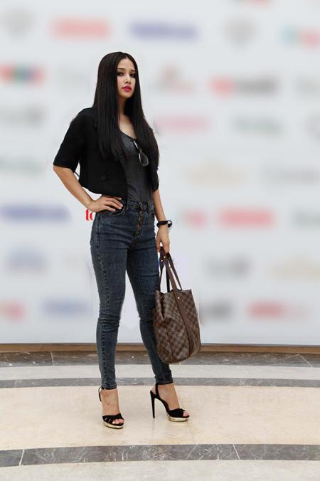 Phan Thanh Bình đưa vợ đi thi siêu mẫu - 5