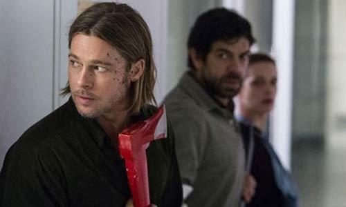 Brad Pitt thắng đậm nhờ… xác sống - 1