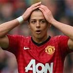 """Bóng đá - MU dùng Chicharito """"câu"""" Bale"""