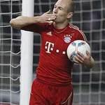 Bóng đá - Robben ra chân tinh tế top 5 Bundesliga V1