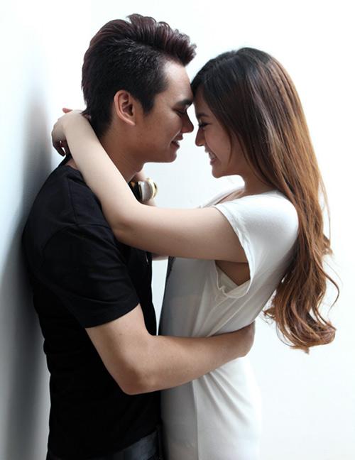 Khắc Việt đóng cặp với hotgirl - 1