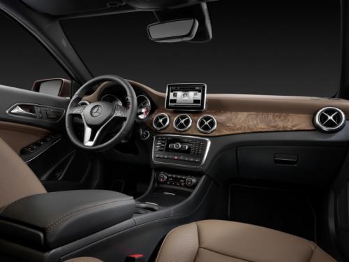 Mercedes-Benz GLA 2014: 'Hoàng tử' SUV cỡ nhỏ - 11