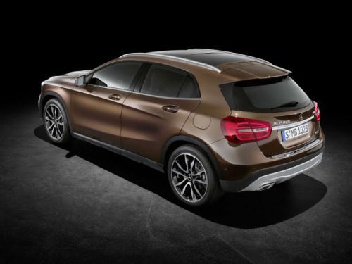 Mercedes-Benz GLA 2014: 'Hoàng tử' SUV cỡ nhỏ - 14