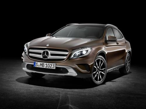 Mercedes-Benz GLA 2014: 'Hoàng tử' SUV cỡ nhỏ - 15