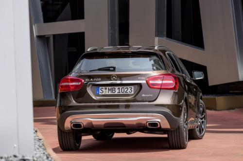 Mercedes-Benz GLA 2014: 'Hoàng tử' SUV cỡ nhỏ - 5