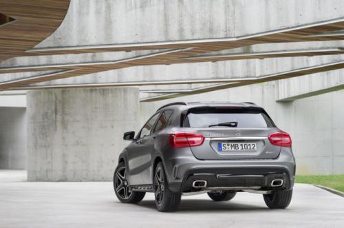 Mercedes-Benz GLA 2014: 'Hoàng tử' SUV cỡ nhỏ - 7