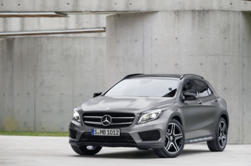 Mercedes-Benz GLA 2014: 'Hoàng tử' SUV cỡ nhỏ - 8