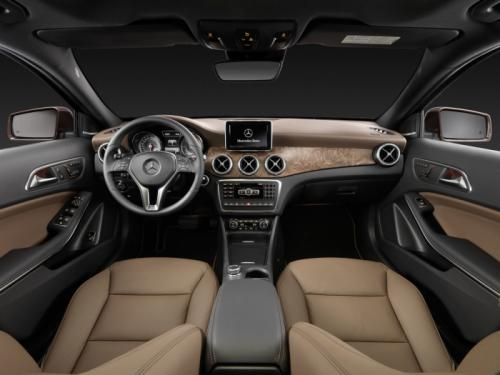 Mercedes-Benz GLA 2014: 'Hoàng tử' SUV cỡ nhỏ - 10