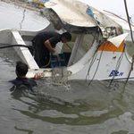 Vụ chìm tàu: Có  chìm xuồng ?