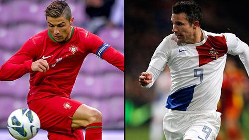 BĐN – Hà Lan: Ronaldo lập công - 1