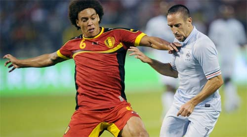 Bỉ - Pháp: Bất phân thắng bại - 1