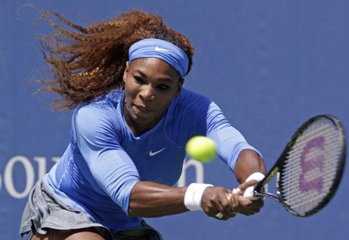 Serena - Bouchard: Diễn biến bất ngờ (V2 Cincinnati) - 1