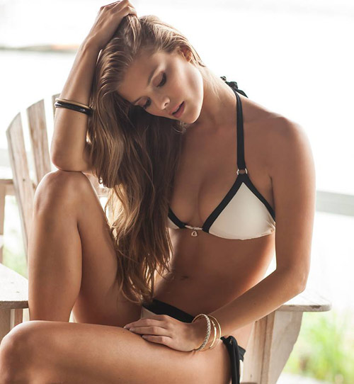 Bikini hai mảnh phô diễn nét đẹp phái nữ - 12
