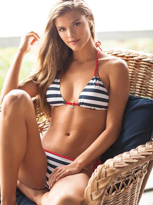 Bikini hai mảnh phô diễn nét đẹp phái nữ - 13