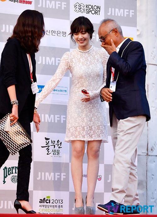 """LHP hút mắt vì """"nàng Cỏ"""" Goo Hye Sun - 5"""