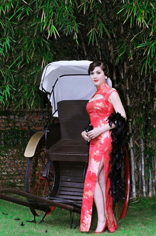"""3 phong cách """"ruột"""" của Lâm Chi Khanh - 9"""