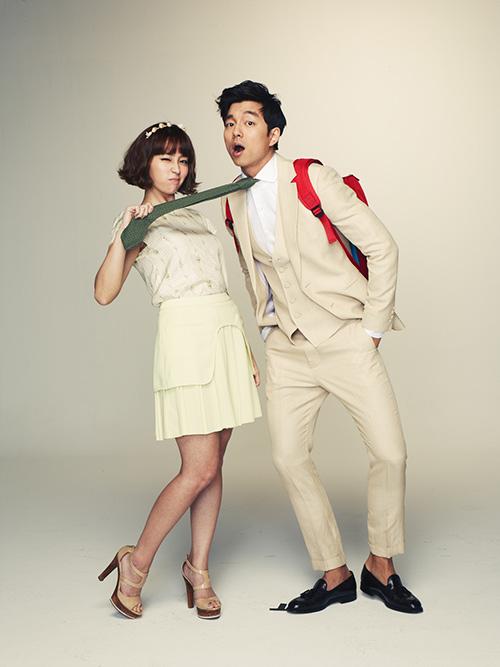 """Gong Yoo """"thoát xác"""" ấn tượng - 10"""