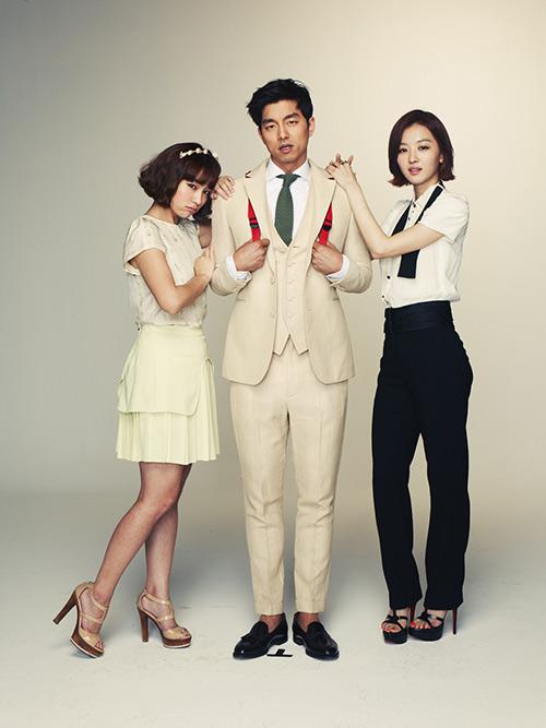 """Gong Yoo """"thoát xác"""" ấn tượng - 11"""