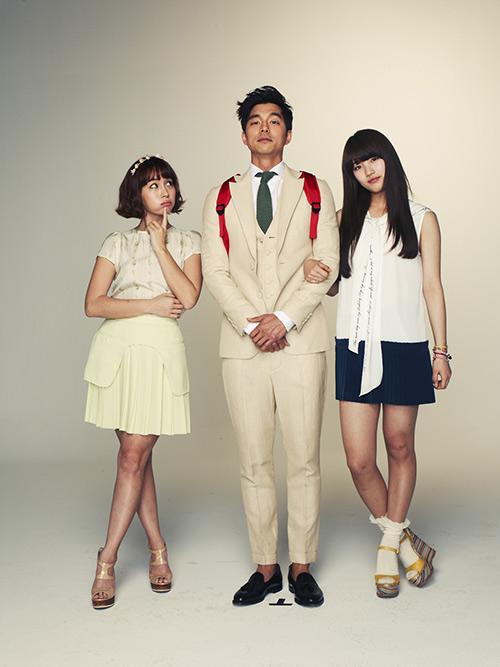 """Gong Yoo """"thoát xác"""" ấn tượng - 12"""