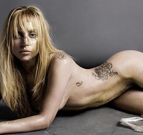 Lady Gaga lại nổi loạn - 5