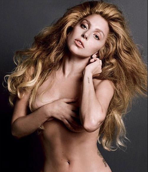 Lady Gaga lại nổi loạn - 7