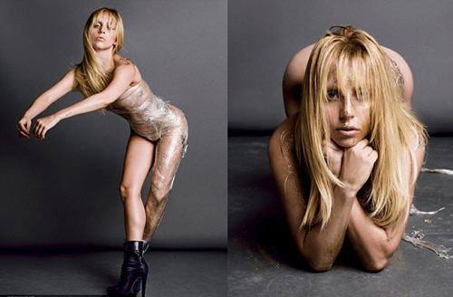 Lady Gaga lại nổi loạn - 8