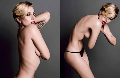 Lady Gaga lại nổi loạn - 1