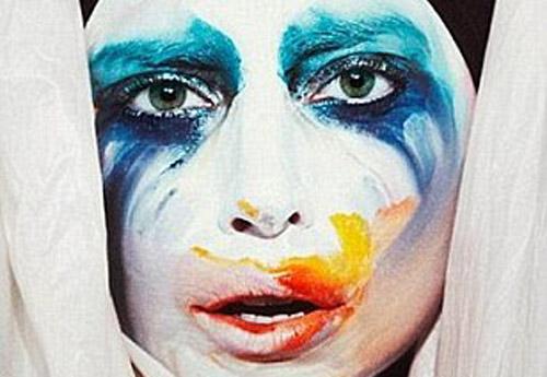 Lady Gaga lại nổi loạn - 3