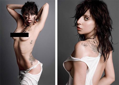 Lady Gaga lại nổi loạn - 2