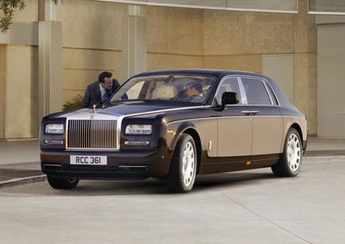 Rolls-Royce Phantom mới ra mắt 2016 - 1
