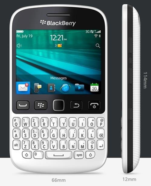 "BlackBerry 9720: Quay lại sự ""thuần khiết"" - 2"