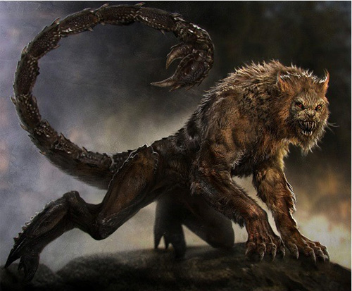 Dàn quái vật khủng trong Quái Vật Biển 2 - 1