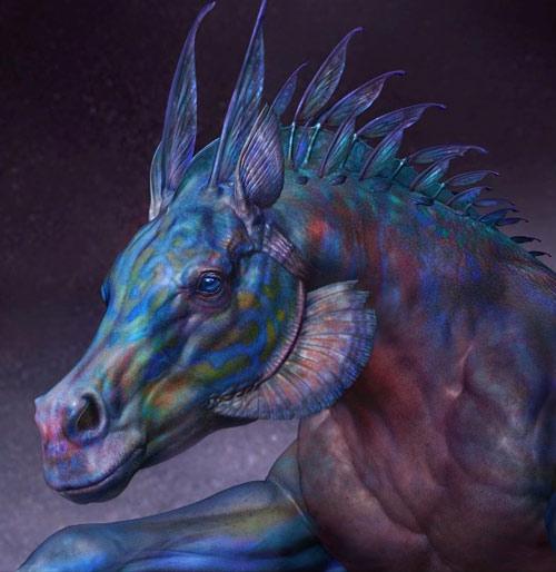 Dàn quái vật khủng trong Quái Vật Biển 2 - 5